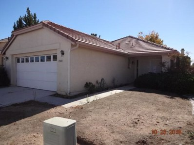 19601 Ironside Drive, Apple Valley, CA 92308 - MLS#: 506885