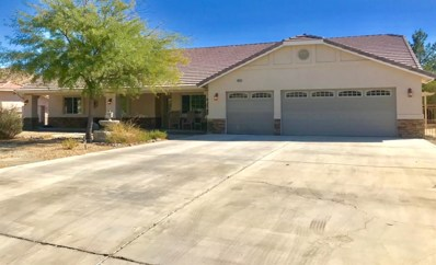 16679 Muni Road, Apple Valley, CA 92307 - #: 507031