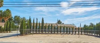 14609 Eucalyptus Street, Hesperia, CA 92345 - MLS#: 507162