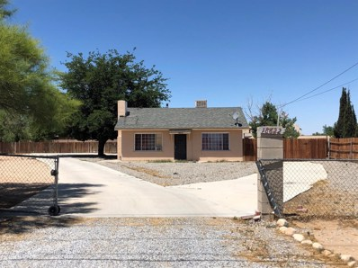 18622 Bellflower Street, Adelanto, CA 92301 - MLS#: 507284