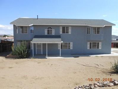 15993 Rancherias Road, Apple Valley, CA 92307 - MLS#: 507442