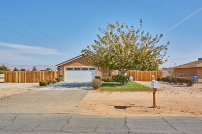 10887 Kiavan Road, Apple Valley, CA 92308 - MLS#: 507466