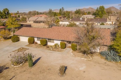 19998 Red Feather Road, Apple Valley, CA 92307 - MLS#: 507585