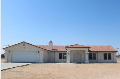 15861 Willow Street, Hesperia, CA 92345 - MLS#: 507605