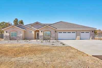 11390 Chimayo Lane, Apple Valley, CA 92308 - MLS#: 507612