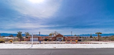 18909 Kaibab Road, Apple Valley, CA 92307 - #: 507788