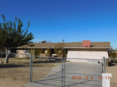 14736 Riverside Street, Hesperia, CA 92345 - MLS#: 507844