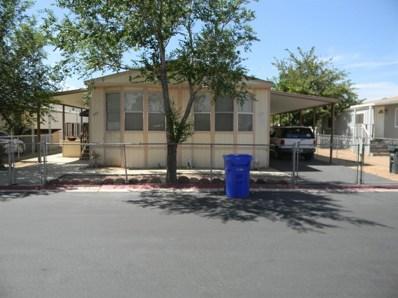 22838 Bear Valley Road UNIT 107, Apple Valley, CA 92308 - MLS#: 508052