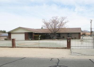 14861 Riverside Drive, Apple Valley, CA 92307 - MLS#: 508142