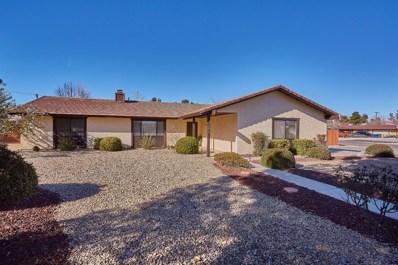 14074 Chogan Road, Apple Valley, CA 92307 - MLS#: 508266