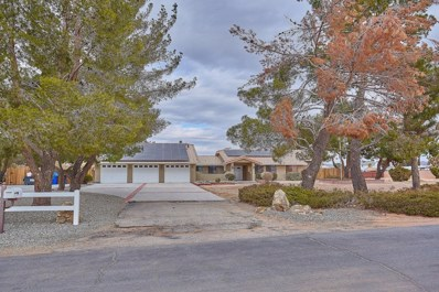 14002 Gayhead Road, Apple Valley, CA 92307 - MLS#: 508394