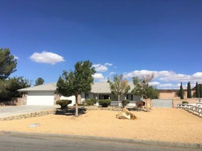15303 Riverside Drive, Apple Valley, CA 92307 - MLS#: 508490