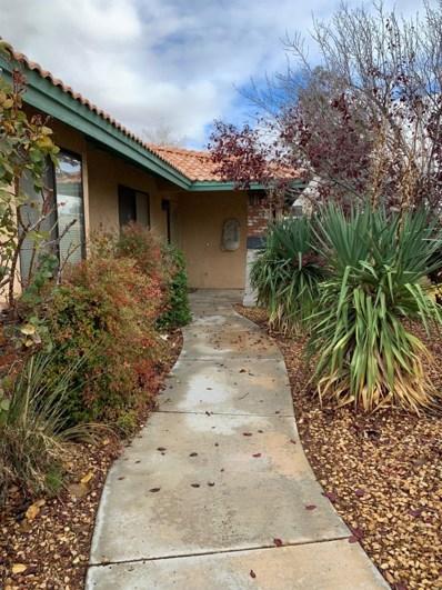 18700 Chaco Lane, Apple Valley, CA 92307 - MLS#: 508621