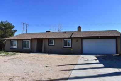11773 Mohawk Road, Apple Valley, CA 92308 - MLS#: 509530