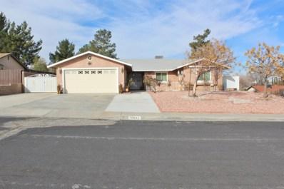 12832 Desert Creek Circle, Victorville, CA 92395 - MLS#: 510469