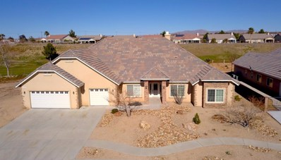 11223 Lindsay Lane, Apple Valley, CA 92308 - MLS#: 511049