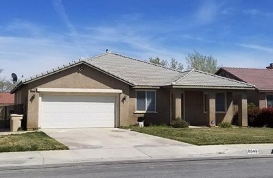 8543 Daybreak Court, Hesperia, CA 92344 - MLS#: 511553