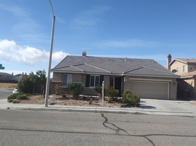 9139 Seal Beach Drive, Hesperia, CA 92344 - MLS#: 512113