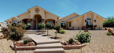 18549 Menahka Court, Apple Valley, CA 92307 - #: 512144