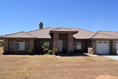 15350 Laguna Seca Drive, Apple Valley, CA 92307 - MLS#: 512409