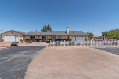 20972 Del Oro Road, Apple Valley, CA 92308 - MLS#: 513207