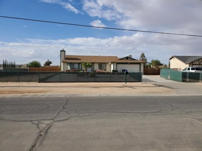 20808 Del Oro Road, Apple Valley, CA 92308 - MLS#: 513562