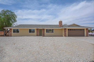 11842 Cibola Road, Apple Valley, CA 92308 - MLS#: 514372