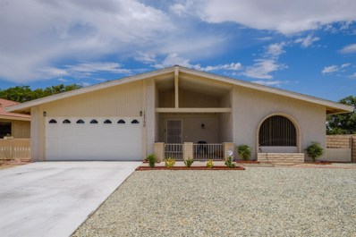 12750 Rolling Ridge Drive, Victorville, CA 92395 - #: 516301