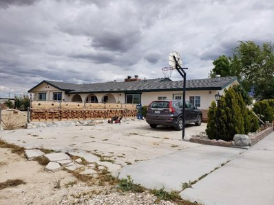 10707 Post Office Road, Lucerne Valley, CA 92356 - MLS#: 519556