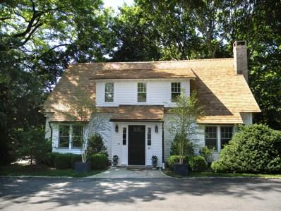 22 Patterson Avenue UNIT Cottage, Greenwich, CT 06830 - MLS#: 102988