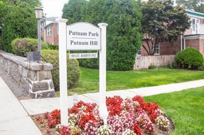 1 Putnam Hill UNIT 4F, Greenwich, CT 06830 - MLS#: 104186
