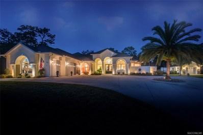 5650 N Gentle Point, Beverly Hills, FL 34465 - #: 779453