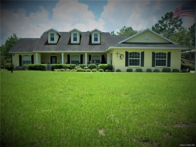 6371 N Mead Terrace, Citrus Springs, FL 34433 - #: 780429