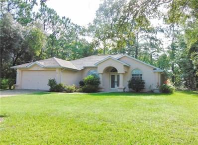 6055 N Rosewood Drive, Beverly Hills, FL 34465 - #: 784258