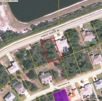 48 Forest Grove Drive, Palm Coast, FL 32137 - MLS#: 219918