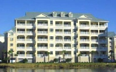 1100 Cinnamon Beach Way UNIT 1035, Palm Coast, FL 32137 - MLS#: 220565