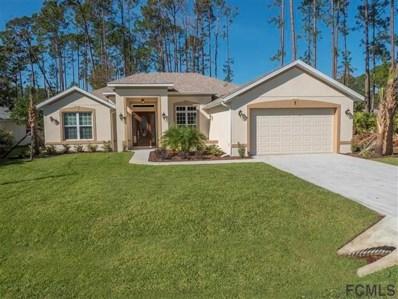 7 Emerson Dr, Palm Coast, FL 32164 - MLS#: 227141