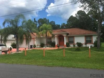33 Pillory Ln, Palm Coast, FL 32164 - MLS#: 231898
