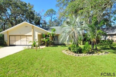 24 Fort Caroline Ln, Palm Coast, FL 32137 - #: 232104
