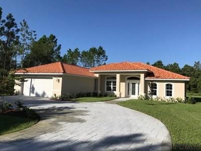 60 Felwood Lane, Palm Coast, FL 32137 - MLS#: 232225
