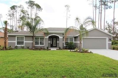 4 Emerald Lane, Palm Coast, FL 32164 - MLS#: 232262