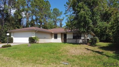 46 Wood Center Lane, Palm Coast, FL 32164 - MLS#: 232832