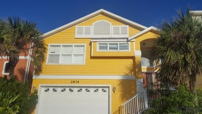 2836 S Ocean Shore Blvd, Flagler Beach, FL 32136 - MLS#: 233439