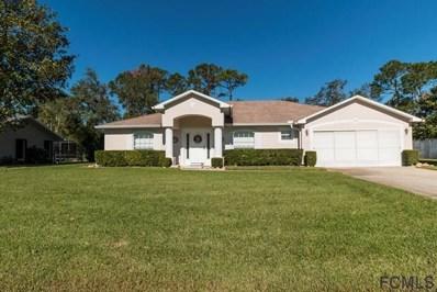 14 Forest Hill Drive, Palm Coast, FL 32137 - MLS#: 233600