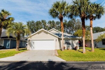 56 Bristol Lane, Palm Coast, FL 32137 - MLS#: 234506