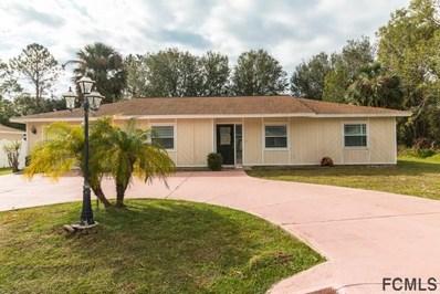 28 Philmont Lane, Palm Coast, FL 32164 - MLS#: 234670