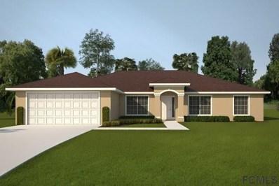 49 Ulysses Trl, Palm Coast, FL 32164 - MLS#: 235315