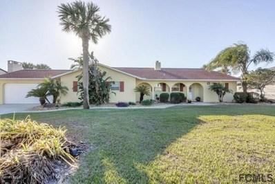 246 Ocean Palm Drive, Flagler Beach, FL 32136 - MLS#: 235393