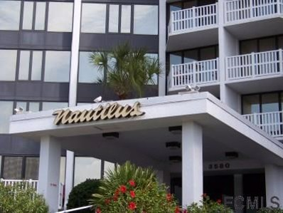 3580 S Ocean Shore Blvd UNIT 410, Flagler Beach, FL 32136 - MLS#: 235406