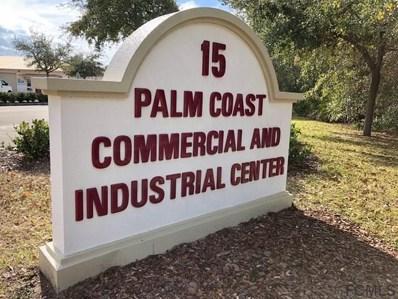 15 Hargrove Lane, Palm Coast, FL 32137 - MLS#: 235527
